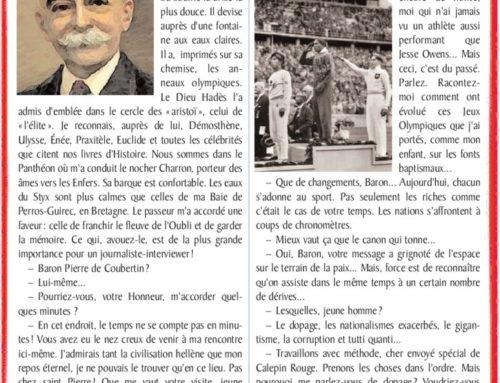 L'honneur du Baron – Jean-Paul Simon