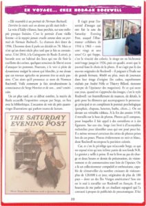 thumbnail of en voyage… chez norman rockwell – Léo Demozay