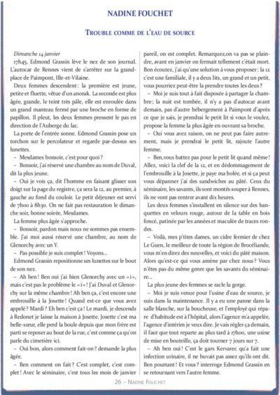 thumbnail of le_calepin_bleu_n°4_nadine_fouchet_trouble_comme_de_leau_de_source