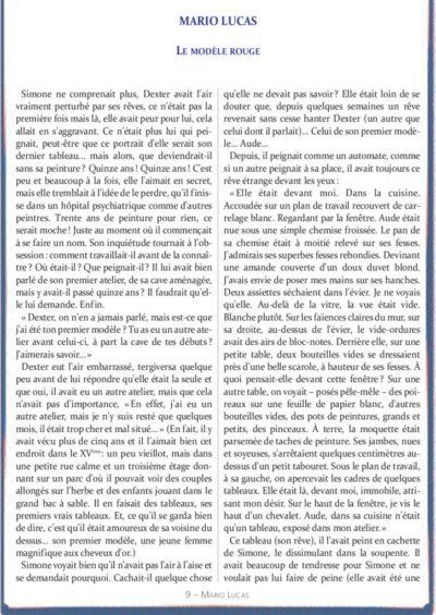 thumbnail of le_calepin_bleu_n°5_mario_lucas