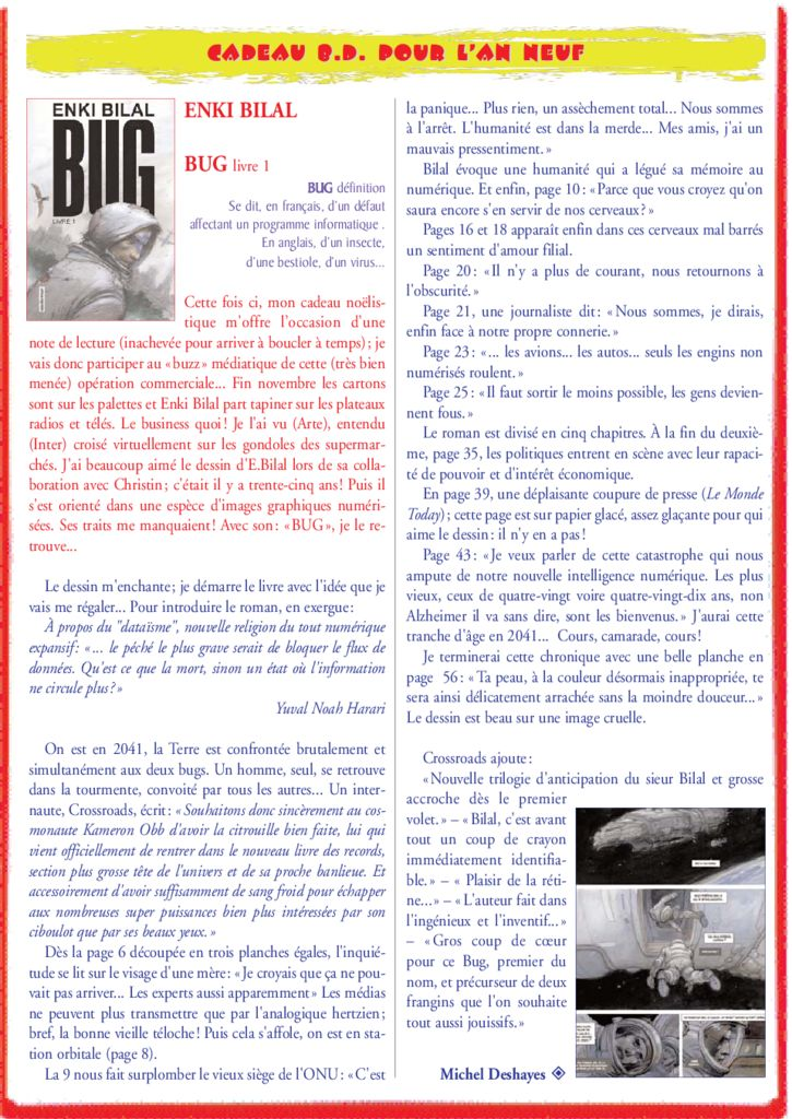 thumbnail of le_calepin_rouge_n°4_BD_enki_bilal_avec_corrections