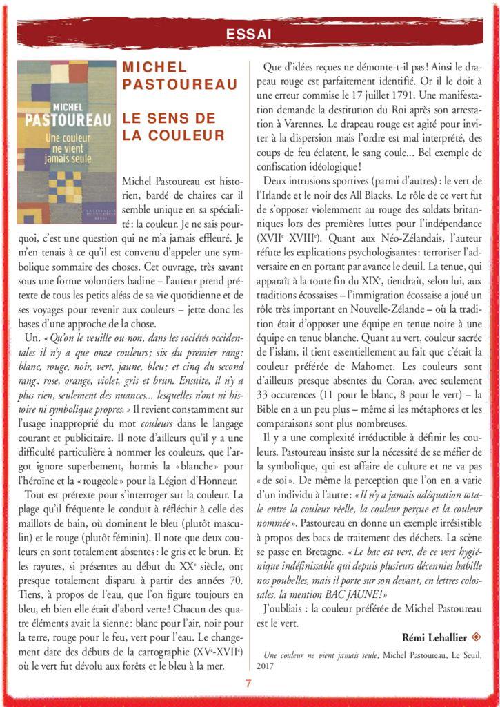 thumbnail of le_calepin_rouge_n°4_essai_michel_pastoureau