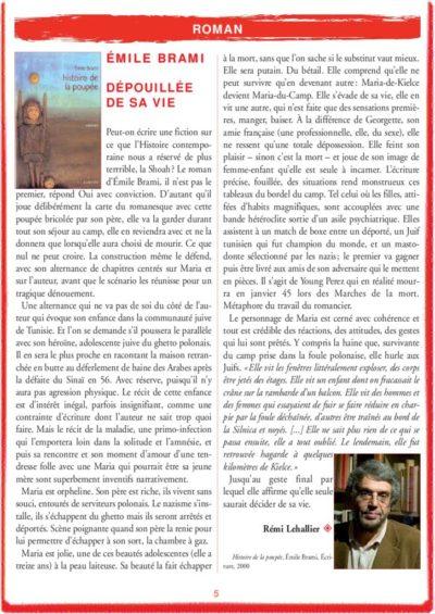 thumbnail of le_calepin_rouge_n°5_emile_brami_roman