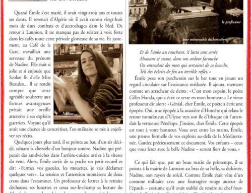 HISTOIRES DE RONAN LE MENN : Émile se résout au divorce