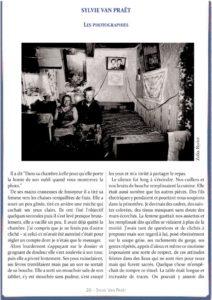 thumbnail of le_calepin_bleu_n°6_sylvie_vanpraet
