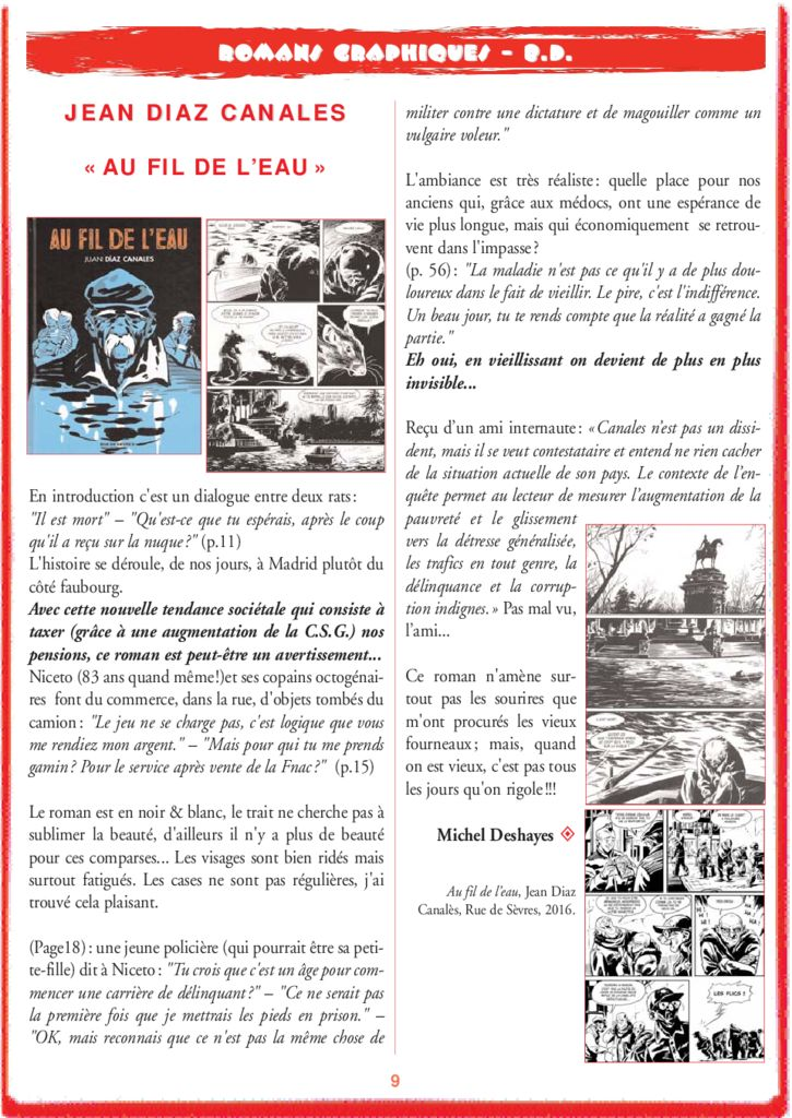 thumbnail of le_calepin_rouge_n°7_canales_diaz_BD