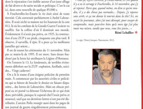 La Vigie – THIERRY JONQUET