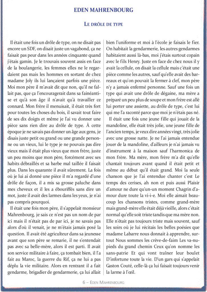 thumbnail of le_calepin_bleu_n°8_eden_mahrenbourg