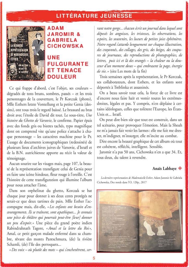 thumbnail of le_calepin_rouge_n°8_litterature_jeunesse