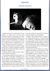 thumbnail of le_calepin_bleu_n°9_dorothee