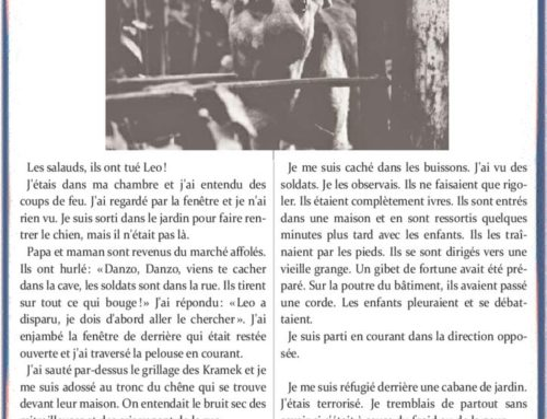 L'histoire de Léo – Émeline
