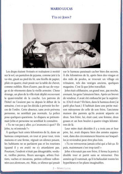 thumbnail of le_calepin_bleu_n°9_mario_lucas