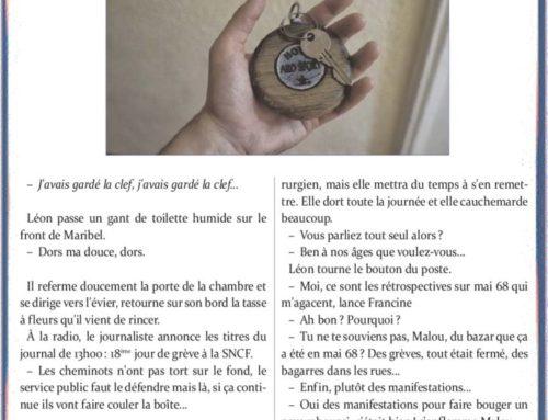 J'avais gardé la clef… – Nadine Fouchet
