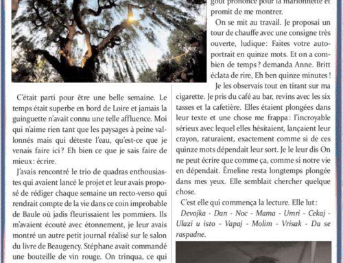 L'Atelier – Roger WALLET
