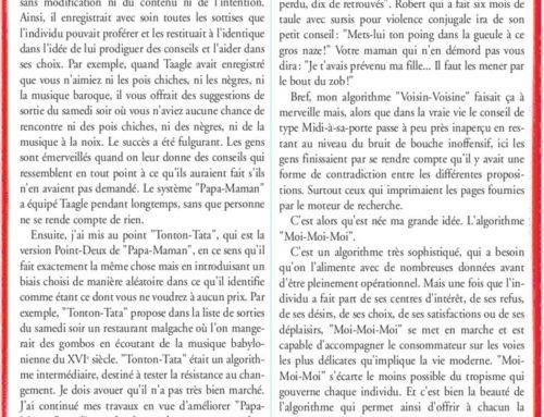 CONCEPTEUR D'ALGORITHMES