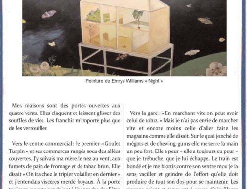 Aux quatre vents – Sylvie Van Praët