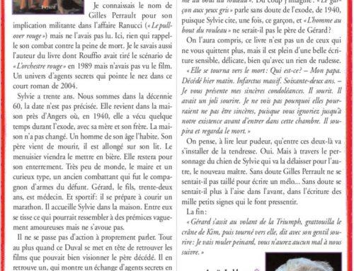 Gilles Perrault – Les belles facilités d'un écrivain