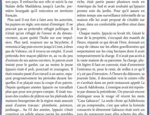 La casa di addolorata – Michel Lalet