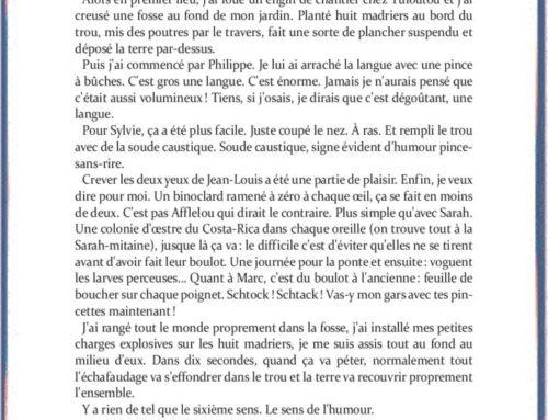 CINQ PLUS UN – Michel Lalet