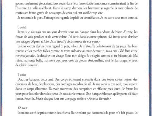 Les vignes de Lattaquié – Sylvie Van Praët
