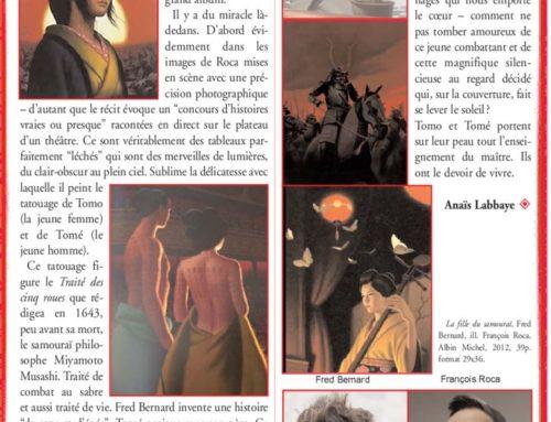 Une splendeur – F.BERNARD & F.ROCA