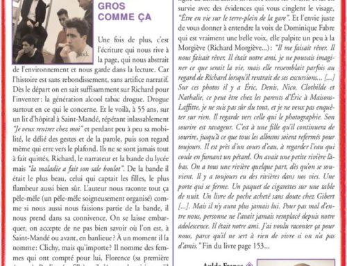 DOMINIQUE FABRE – PORTRAIT D'UNE GÉNÉRATION AU CŒUR GROS COMME ÇA