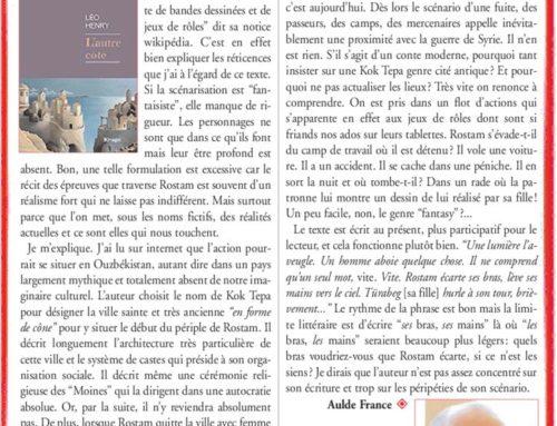 LÉO HENRY – UN SCÉNARIO FOURRE-TOUT