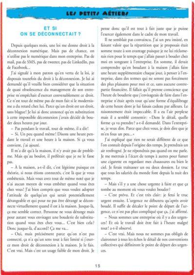 thumbnail of Michel Lalet – ET SI ON SE DÉCONNECTAIT?