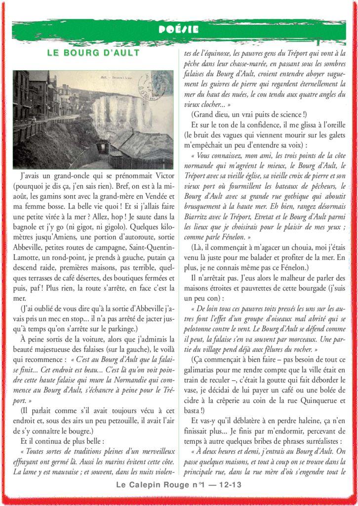 thumbnail of le bourg d'ault