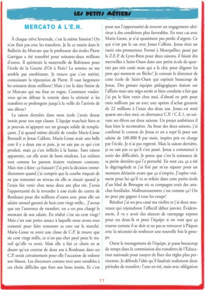 thumbnail of le_calepin_rouge_n°4_les_petits_metiers