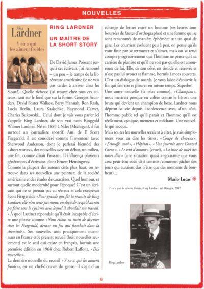 thumbnail of le_calepin_rouge_n°4_nouvelles_ring_lardner
