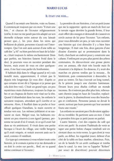 thumbnail of le_calepin_bleu_n°8_mario_lucas