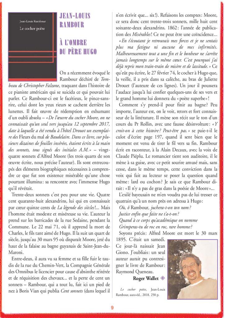 Jean-Louis Rambour – à l'ombre du père Hugo